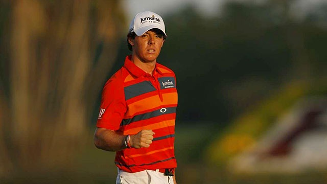 Rory McIlroy #1