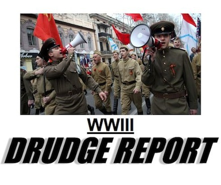World War III-Drudge